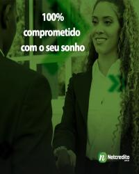 100% comprometido com seu sonho .