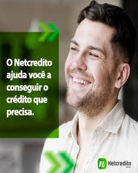 O Netcredito ajuda você a conseguir o crédito que precisa.