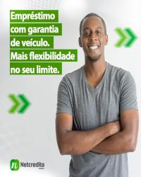 Empréstimo com garantia de veículo. Mais flexibilidade no seu limite.