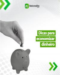 Dicas para economizar dinheiro.