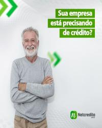 Sua empresa está precisando de crédito?