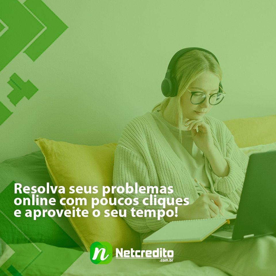 Resolva seus problemas online com pouco cliques e aproveite o seu tempo!